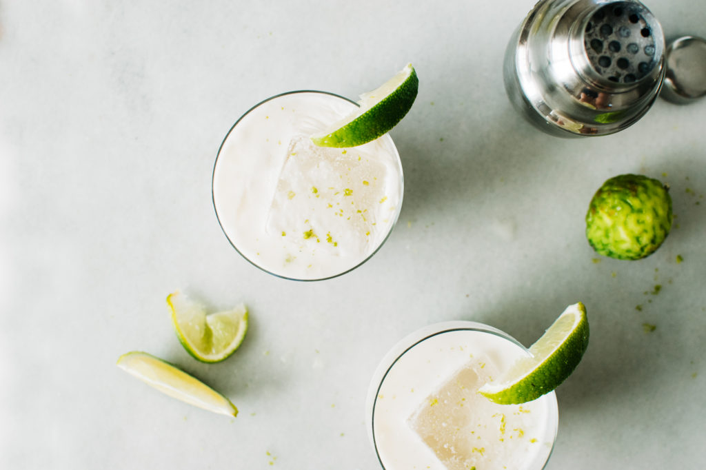 milk and kaffir lime kaffir lime margarita kaffirita get it